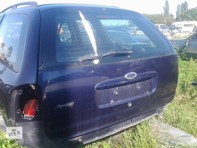 бу  Крышка багажника для легкового авто Ford Mondeo в Ужгороде