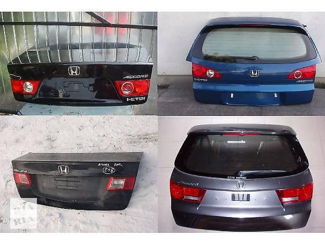 Крышка багажника для легкового авто Honda Pilot- объявление о продаже  в Киеве