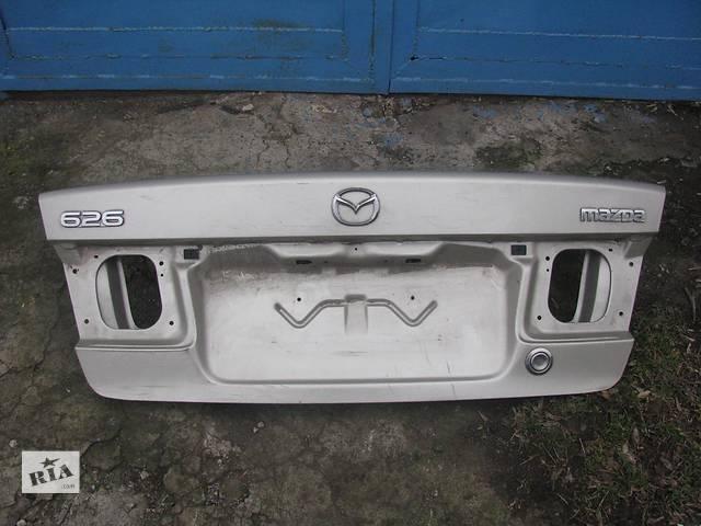 купить бу  Крышка багажника для легкового авто Mazda 626 в Днепре (Днепропетровск)