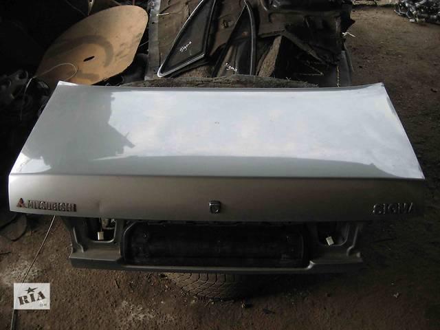продам  Крышка багажника для легкового авто Mitsubishi Sigma бу в Львове