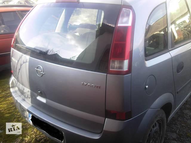 купить бу  Крышка багажника для легкового авто Opel Meriva в Ужгороде