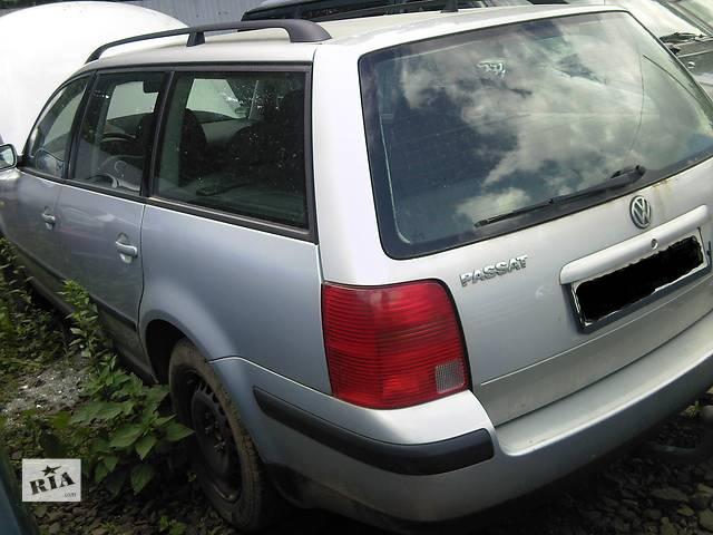 продам  Крышка багажника для легкового авто Volkswagen Passat B5 бу в Ужгороде