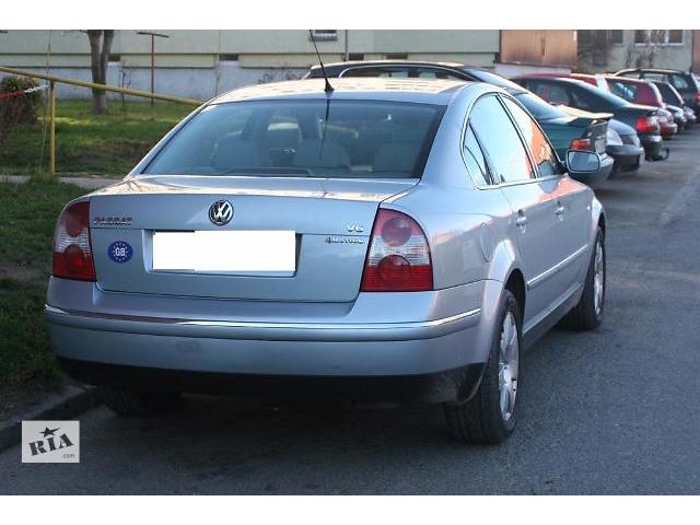 продам Крышка багажника для седана Volkswagen Passat B5 2001 бу в Львове