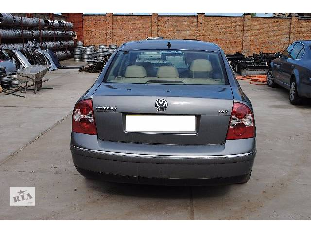Крышка багажника для седана Volkswagen Passat B5 2004- объявление о продаже  в Львове