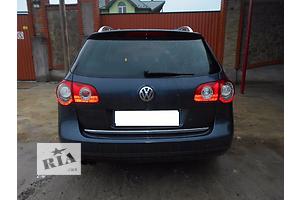 Крышки багажника Volkswagen Passat B6