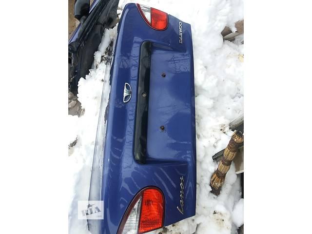 Крышка багажника Деу Ланос в сборе- объявление о продаже  в Харькове
