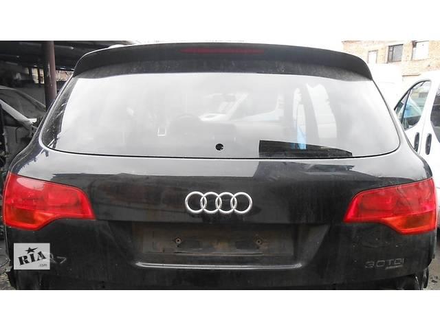 продам Крышка багажника, Ляда Audi Q7 Ауди К7 Ауди Кю7 бу в Ровно