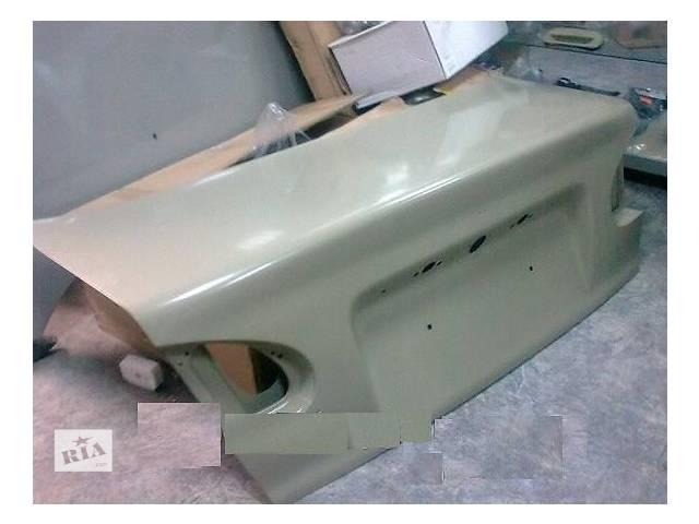 бу Крышка багажника оливковая 4-х дверный  Lanos / Ланос, 96228757 в Запорожье