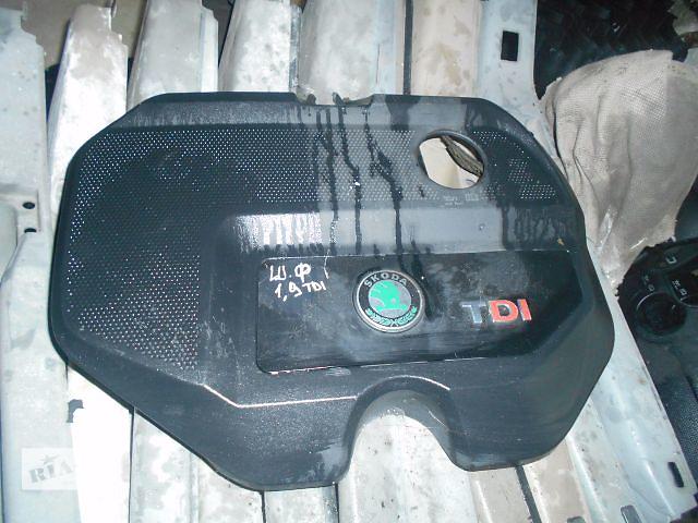 крышка мотора для Skoda Fabia, 1.9tdi, 2001, 038103925A- объявление о продаже  в Львове