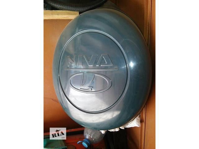 Крышка запасного колеса Б/у  НИВА- объявление о продаже  в Киеве