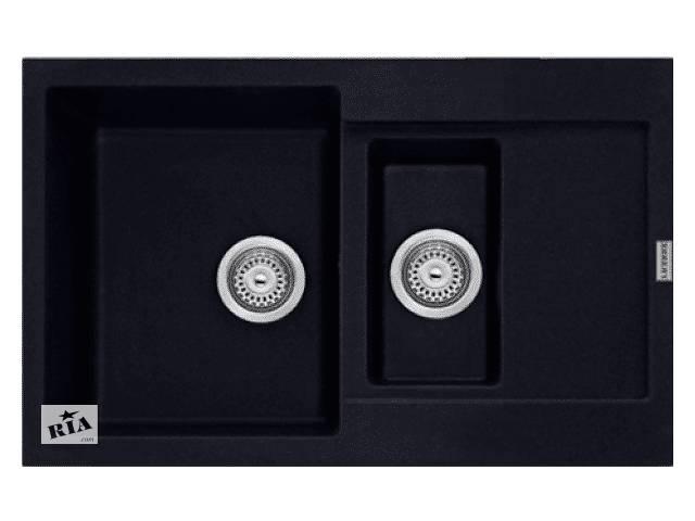 купить бу Кухонная мойка Franke MRG 651-78 оникс (114.0381.015) в Киеве