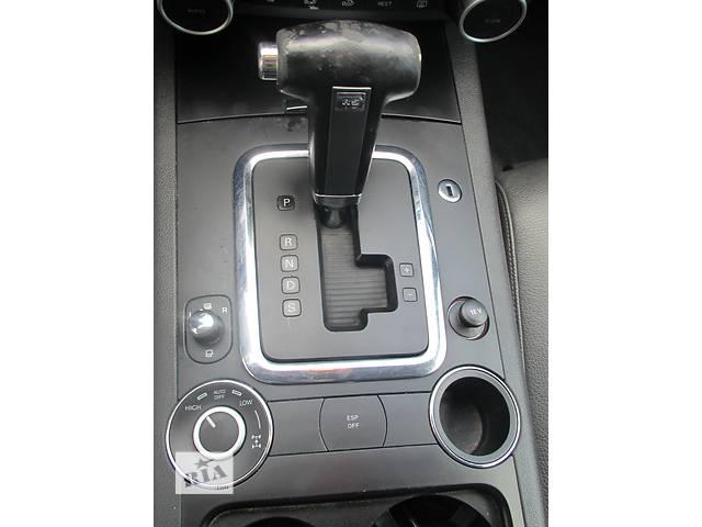 бу Кулиса переключения АКПП / КПП Volkswagen Touareg Туарег 2003 - 2009 в Ровно