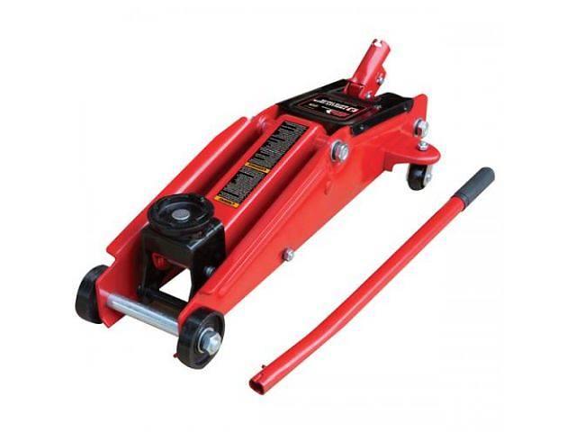Купить домкрат гидравлический подкатной для гаража на 3000 кг Torin T830020 высота 135-410 мм- объявление о продаже  в Киеве