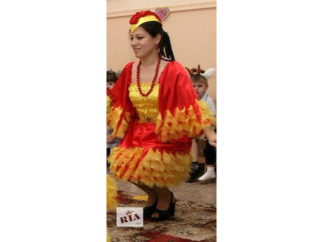 717f6245 продам Курочка, курица, наседка костюм на прокат (взрослый) Только прокат!  бу