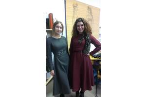 Курси крою та шиття з елементами конструювання та моделювання одягу