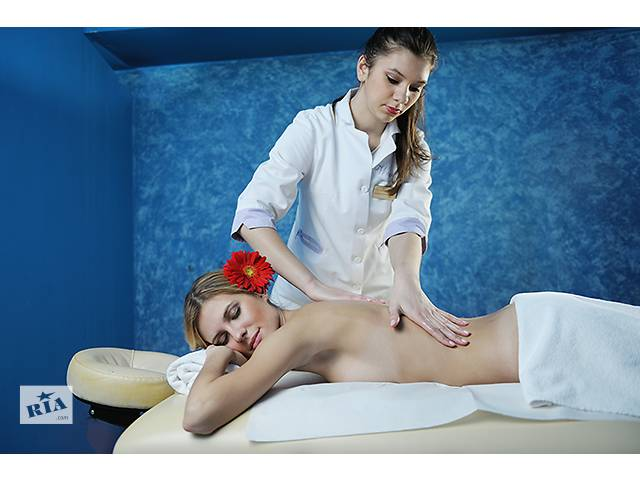 купить бу Курсы массажистов. Обучение массажу в Херсоне. Профессиональный учебный центр Индустрия красоты.  в Херсоне