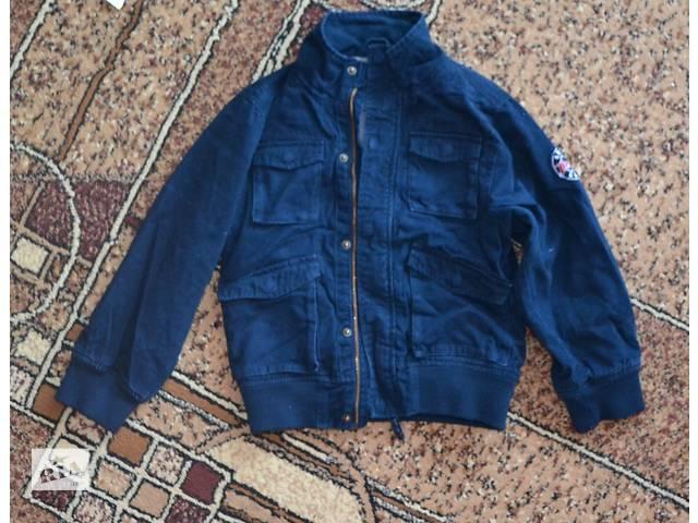 Куртка на мальчика ростом 122см- объявление о продаже  в Днепре (Днепропетровск)