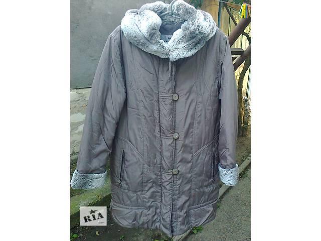 продам Куртка пальто женская (зима) в хорошем состоянии. бу в Запорожье
