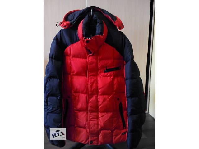 бу куртка-пуховик в отличном состоянии в Черкассах