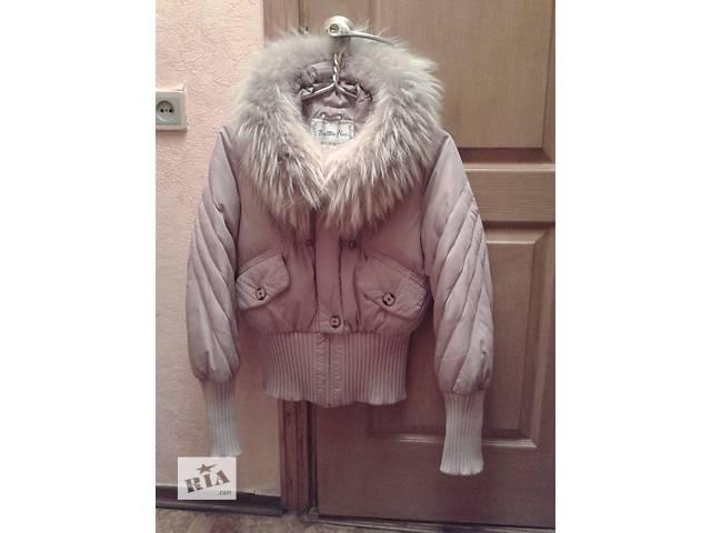 купить бу Куртка женская пуховая BATTER FLEI в Киеве