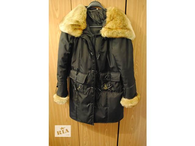 бу Куртка женская зимняя  в Киеве