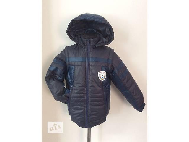 бу Куртка-жилетка Деми для мальчика в Одессе