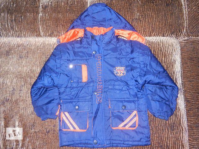 Куртка осінь-весна на хлопчика з 3-4 років - Дитячий одяг в Україні ... f9c6d41a1f408