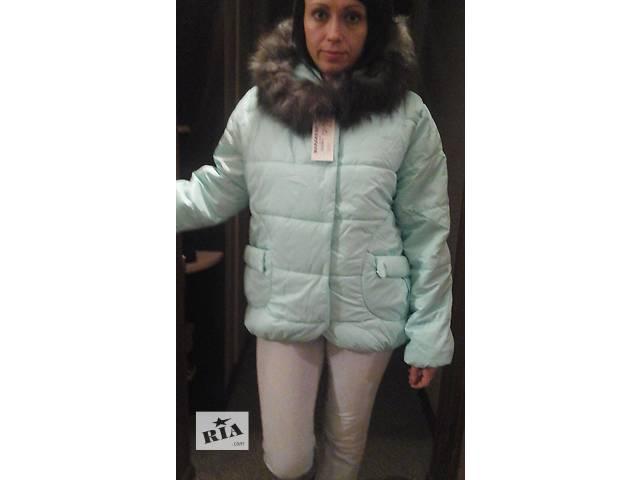 бу Курточка легкая и теплая р-р 46-48 в Полтаве