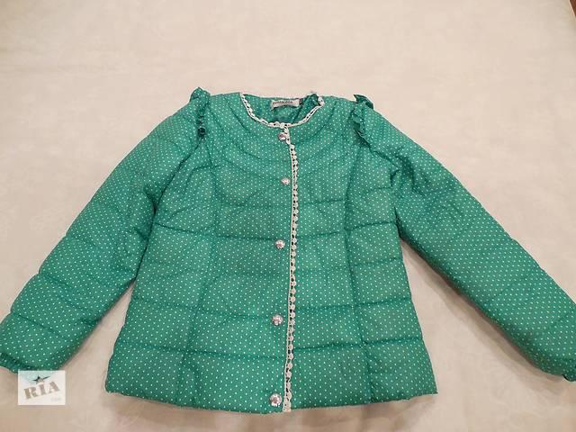 курточка на девочку- объявление о продаже  в Тернополе