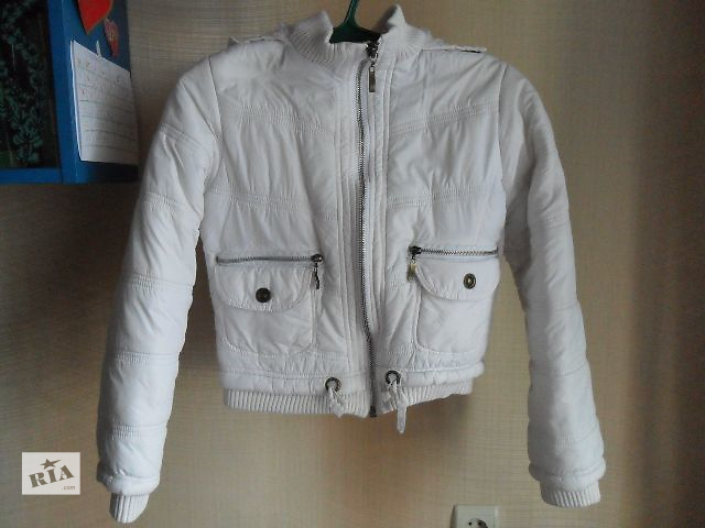 купить бу Курточка подростковая демисезонная в Днепре (Днепропетровск)