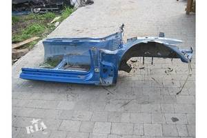 Кузова автомобиля Mazda RX-8