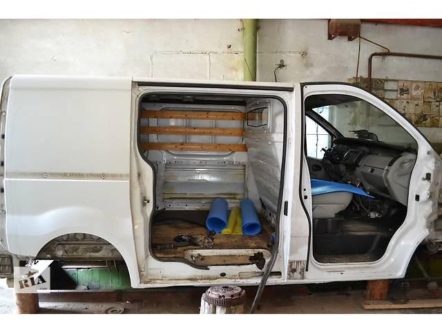 Кузов на Renault Trafic, Opel Vivaro, Nissan Primastar- объявление о продаже  в Ровно