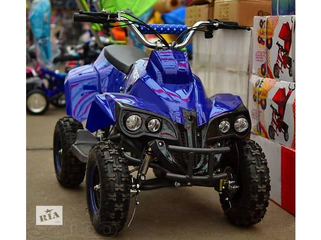 продам Квадроцикл PROFI HB-EATV 500C: 30км/ч, 36V, 500W до 100 кг СИНИЙ бу в Львове