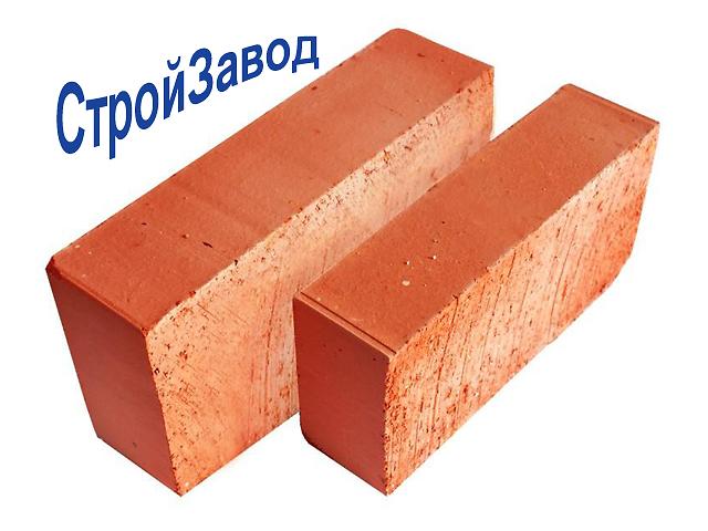 купить бу Кирпич рядовой полнотелый М100 250х120х65 мм Киев в Киеве