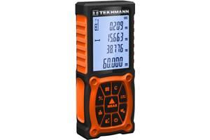Лазерный измеритель расстояния Tekhmann TDM-100
