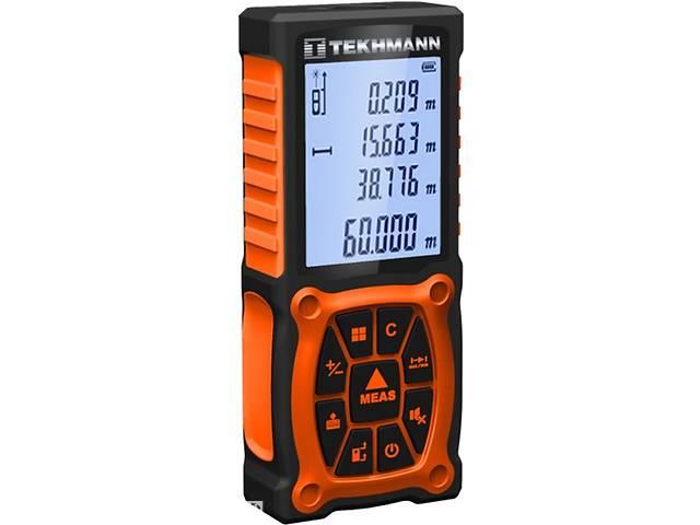 купить бу Лазерный измеритель расстояния Tekhmann TDM-100 в Ивано-Франковске