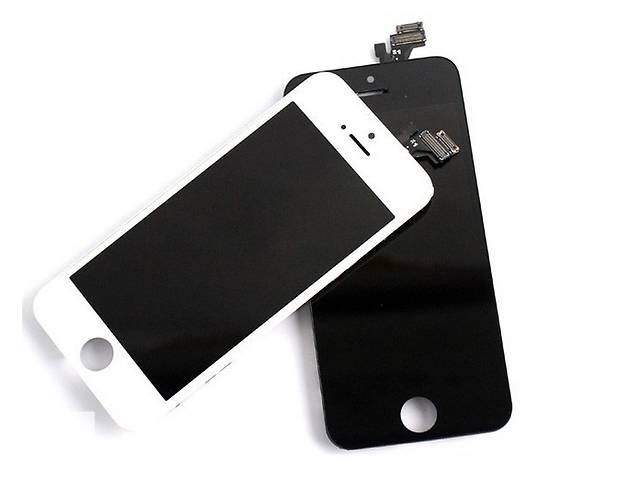 LCD+touch+frame iPhone 5/5S Black White- объявление о продаже  в Киеве