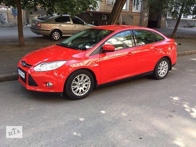 купить бу Прокат, Оренда авто Ford Focus 2012 2л автомат в Одесі