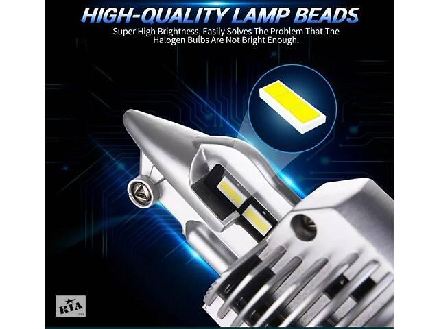 продам Led лампы с цоколем H1 H4 H7 H8 H9 H11 H16(), 4300к 6000к  бу в Харькове
