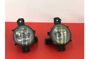 LED противотуманки BMW X5 Е70 туманки БМВ Х5 Е70 Разборка Е53 Е70 F15