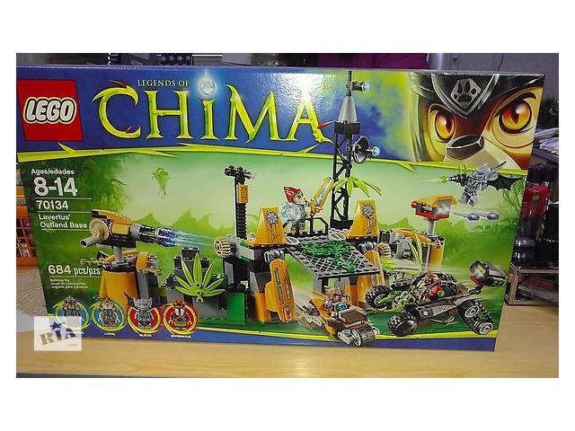 купить бу Лего чимо 70134 оригинал из США по доступной цене в Раздельной