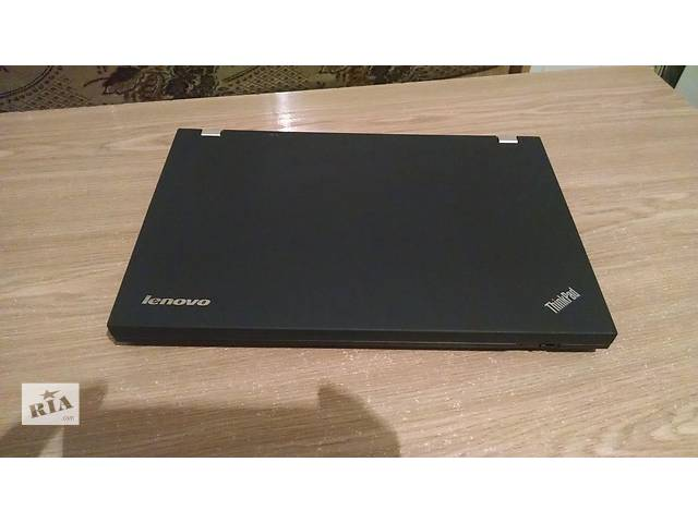 "купить бу Lenovo ThinkPad T520, 15.6"" 1920x1080, i5-2540M, 4GB, 128GB SSD, Nvidia Quadro 4200M (1GB)   в Львове"