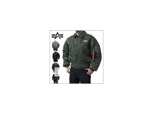 Лётная куртка CWU 45/P Alpha Industries USA- объявление о продаже  в Киеве