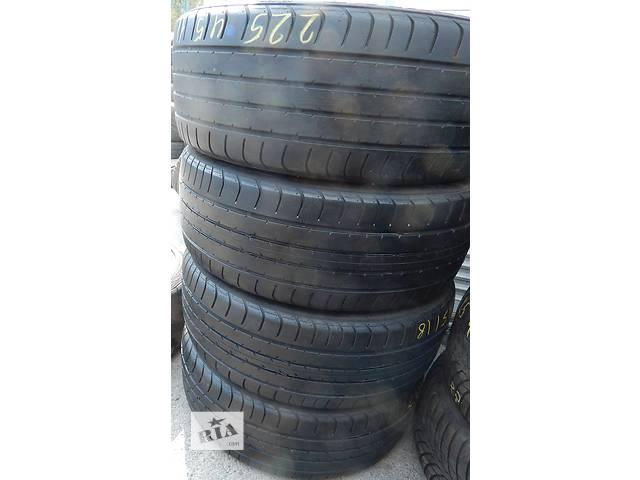 Летняя резина DUNLOP SP SPORT 2050 25.10 225/45 R18- объявление о продаже  в Виннице