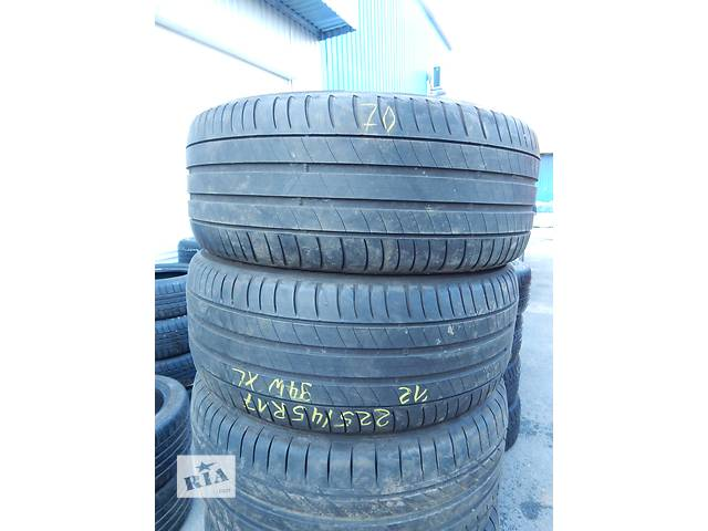 Летняя резина Michelin Primacy 3 11.12 225/45 R17- объявление о продаже  в Виннице