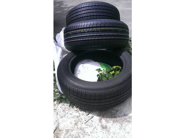 летние шины 215/55 R17 Yokohama dB Decibel E70 2012 г.- объявление о продаже  в Донецке