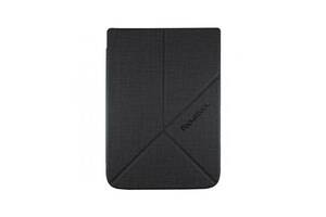 Чехол для электронной книги PocketBook Origami U6XX Shell O series, dark grey (HN-SLO-PU-U6XX-DG-CIS)