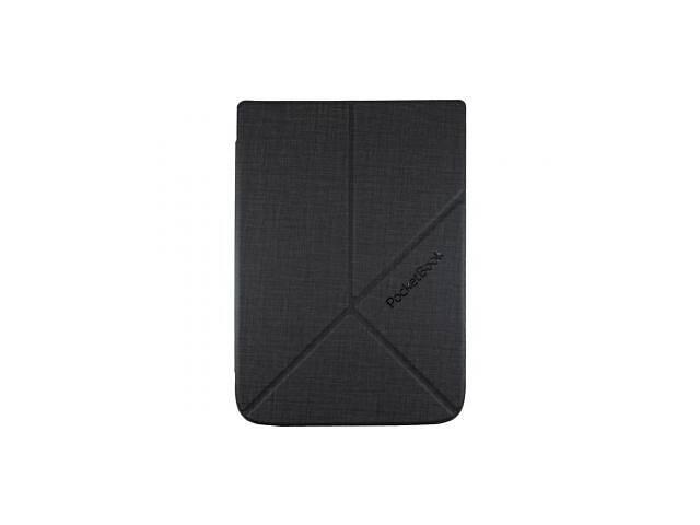 продам Чехол для электронной книги PocketBook Origami U6XX Shell O series, dark grey (HN-SLO-PU-U6XX-DG-CIS) бу в Харькове