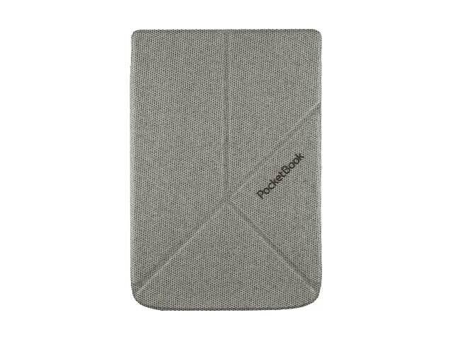 купить бу Чехол для электронной книги PocketBook Origami U6XX Shell O series, light grey (HN-SLO-PU-U6XX-LG-CIS) в Харькове