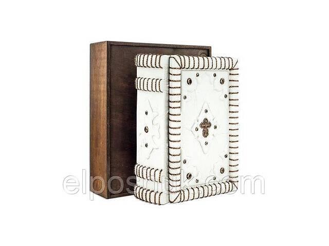 продам Книга подарочная BST 860232 80х112х37 мм Православный молитвослов (Latte) (миниатюрный) бу в Львове